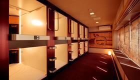 Nadeshiko Hotel Shibuya - Caters To Women - Tokyo - Hallway