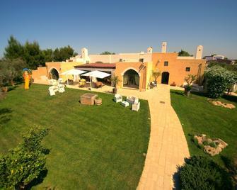 Masseria L'Antico Frantoio - Gallipoli - Toà nhà