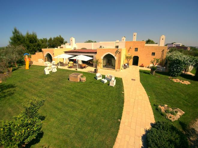 Masseria L'Antico Frantoio - Gallipoli - Building