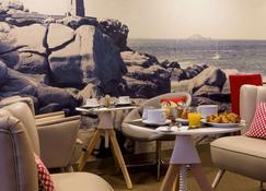 Best Western Les Bains de Perros-Guirec Hotel et Spa - Перрос-Герек - Ресторан