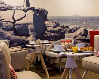 Best Western Les Bains de Perros-Guirec Hotel et Spa - Perros-Guirec - Restaurace