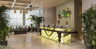 The Palms Hotel & Spa - Miami Beach - Front desk