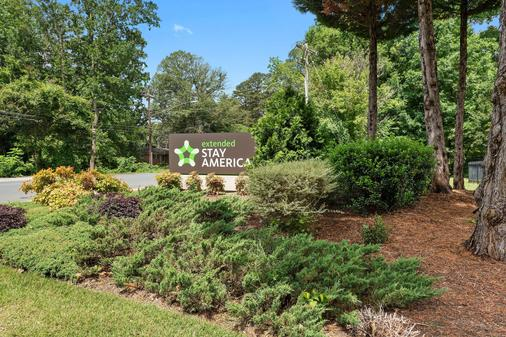 Extended Stay America - Charlotte - Airport - Шарлотт - Здание