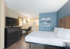 Extended Stay America - Charlotte - Airport - Charlotte - Bedroom