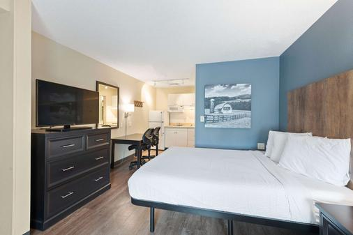 Extended Stay America - Charlotte - Airport - Charlotte - Phòng ngủ