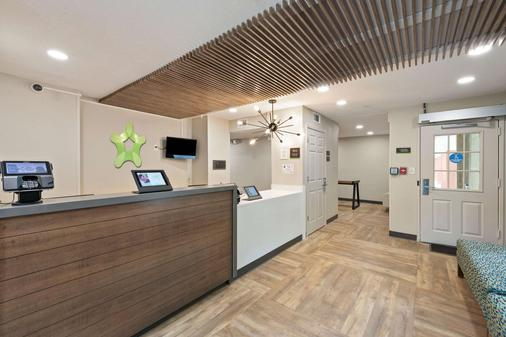 Extended Stay America - Charlotte - Airport - Шарлотт - Лобби