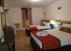 Hotel Jaclef Plaza - Жакмеле - Спальня
