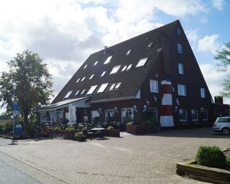 Wattenschipper - Nordholz-Spieka - Gebouw