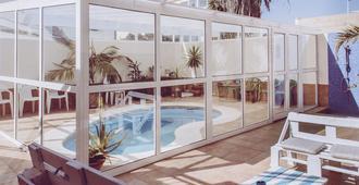 Aloe Vera Shared House - Hostel - El Médano - Piscina