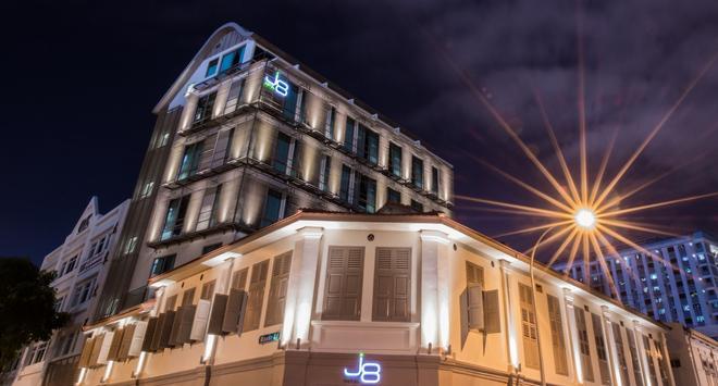J8 Hotel - Singapore - Building