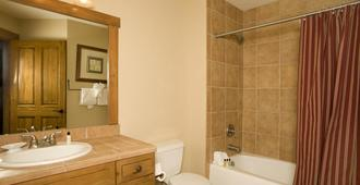Mountain Thunder Lodge - Breckenridge - Baño