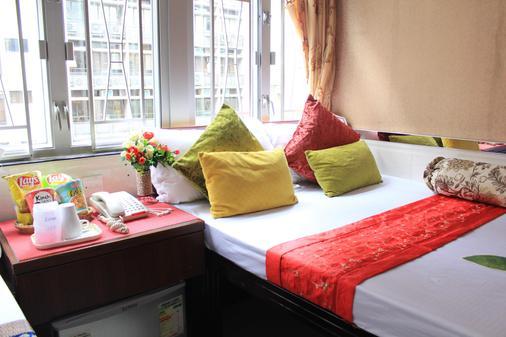 Toronto Motel - Hong Kong - Bedroom