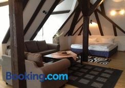 Parkhotel Helmstedt - Helmstedt - Bedroom