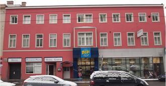 ホテル ペンション ペック - ウィーン - 建物