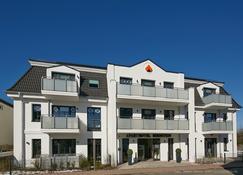 伯恩斯坦公寓飯店 - 比蘇姆 - 建築
