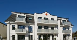 Aparthotel Bernstein - Büsum - Building