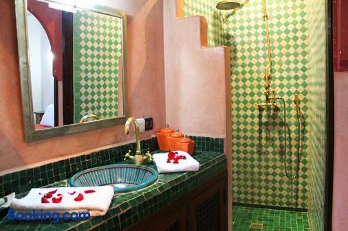 Riad Alida - Marrakesh - Phòng tắm