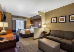 Comfort Suites Marshall - Marshall - Bedroom