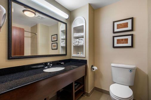 Comfort Suites Marshall - Marshall - Kylpyhuone