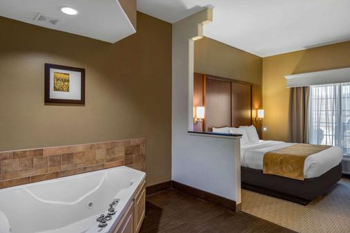 Comfort Suites Marshall - Marshall - Makuuhuone