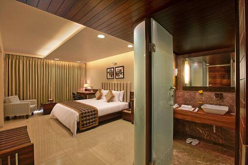 Bizz The Hotel - Rajkot - Makuuhuone