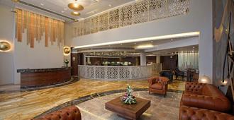 Bizz The Hotel - Rajkot - Front desk