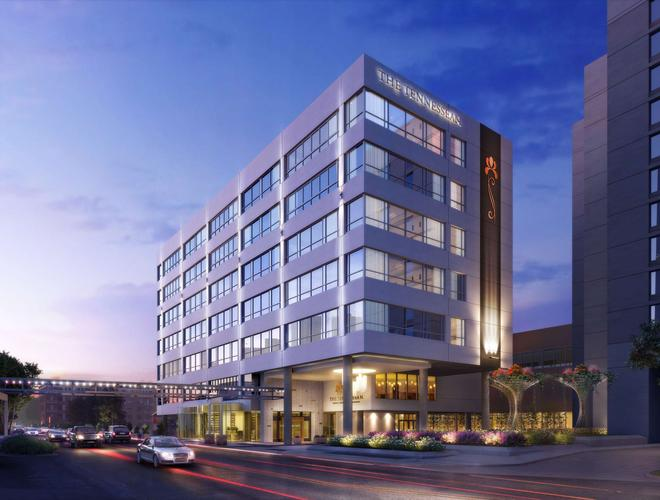 The Tennessean Personal Luxury Hotel - Knoxville - Toà nhà