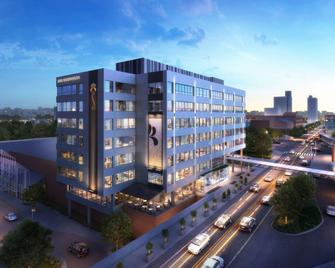 The Tennessean Personal Luxury Hotel - Knoxville - Gebouw