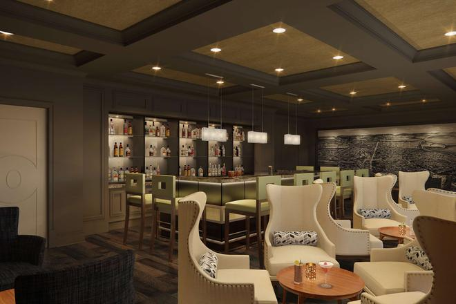 The Tennessean Personal Luxury Hotel - Knoxville - Bar