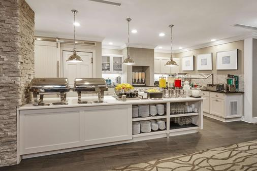 Homewood Suites by Hilton Indianapolis Keystone Crossing - Indianapolis - Buffet