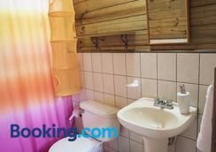 Las Cabañas Encantadas de Nindirí - Masaya - Bathroom