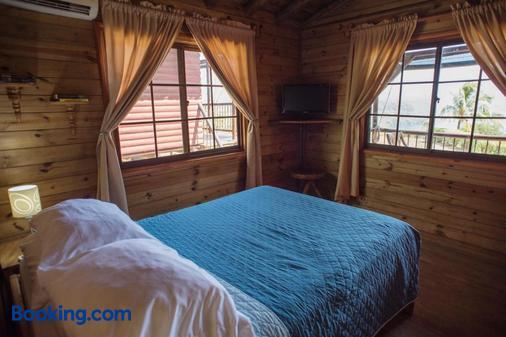 Las Cabañas Encantadas de Nindirí - Masaya - Bedroom