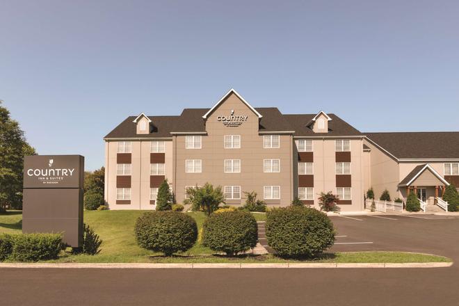 Country Inn & Suites by Radisson, Roanoke, VA - Roanoke - Rakennus