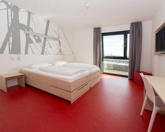 Havenhostel Cuxhaven - Cuxhaven - Bedroom