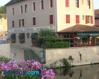 Hostellerie d'Héloïse - Cluny - Edificio