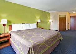 路易斯維爾/會展中心速 8 酒店 - 路易斯維爾 - 路易斯維爾(肯塔基州) - 臥室