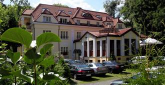 Hotel Villa Baltica - Sopot - Κτίριο