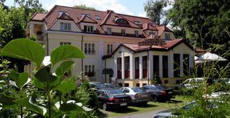 Hotel Villa Baltica - Sopot - Bâtiment