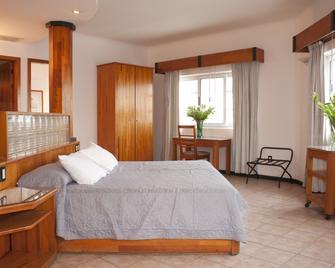 Casa Tobala - Oaxaca - Bedroom