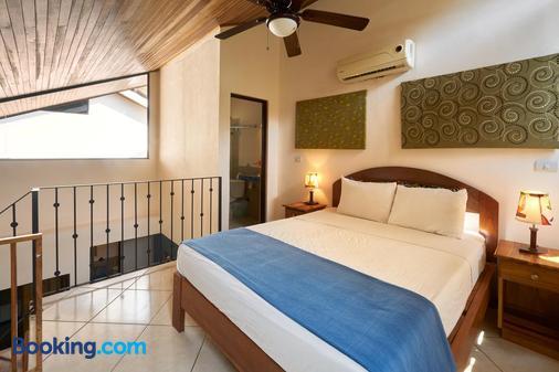 Tamarindo Blue Apartments - Tamarindo - Phòng ngủ