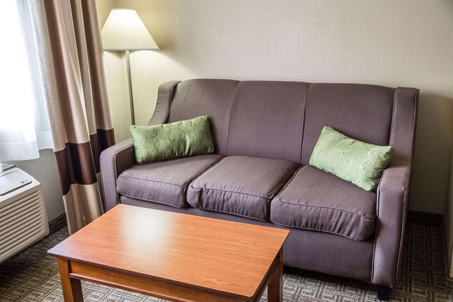 Comfort Inn - Bradford - Sala de estar