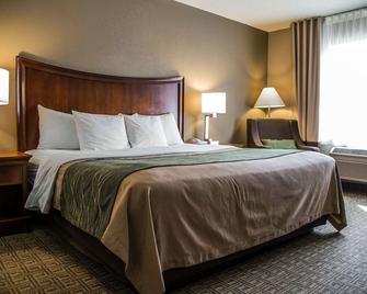 Quality Inn & Suites - Bradford - Ložnice