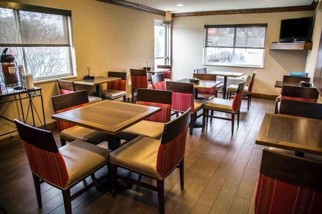 Comfort Inn - Bradford - Restaurante