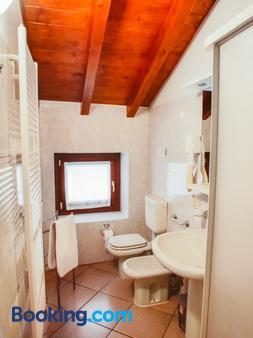 Residence Antico Pozzo - Bellagio - Bathroom