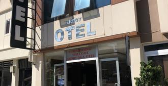 Ersoy Aga Otel - Antalya - Bygning