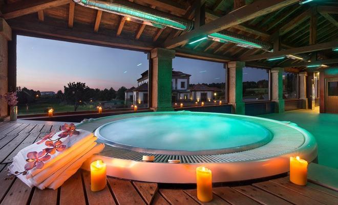 Hotel Izán Puerta de Gredos - El Barco de Ávila - Pool