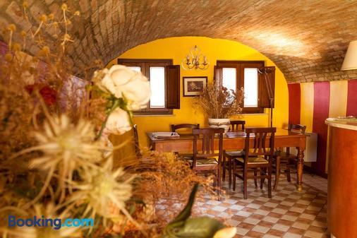 Antica Fonte - Brescia - Phòng ăn