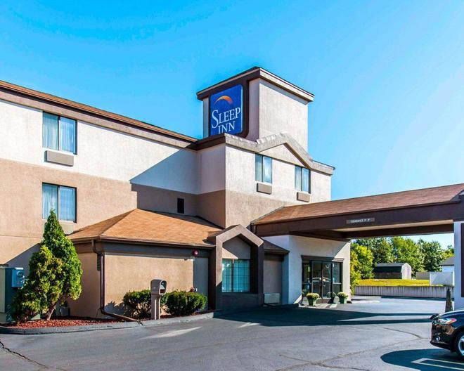 Sleep Inn - Midland - Building