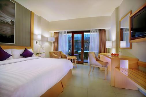 Quest Hotel Kuta - Kuta - Bedroom