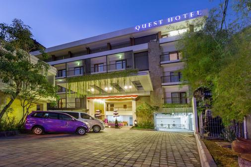 Quest Hotel Kuta - Kuta - Building